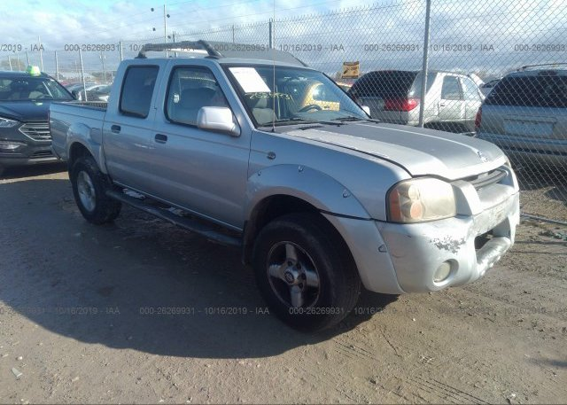 Inventory #151062399 2001 Nissan FRONTIER