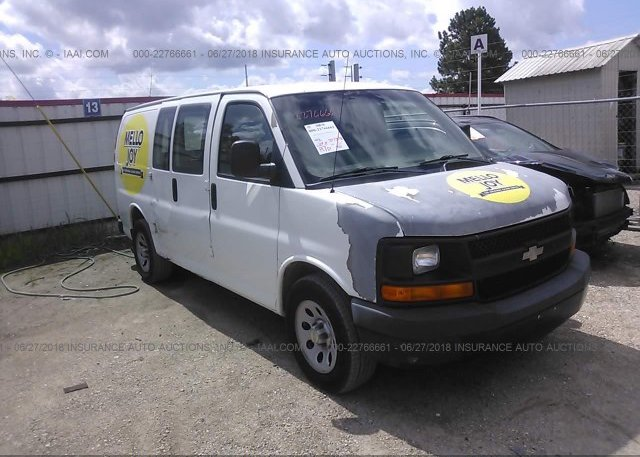 Inventory #654323866 2009 Chevrolet EXPRESS G1500