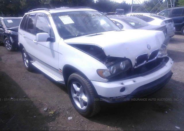 Inventory #144412346 2002 BMW X5