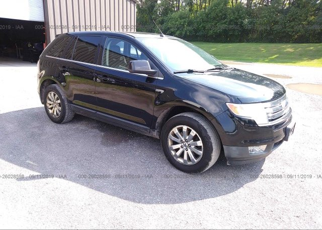 Inventory #783111666 2009 FORD EDGE