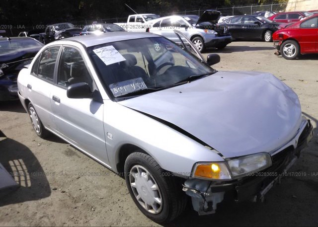 Inventory #909537329 2000 Mitsubishi MIRAGE