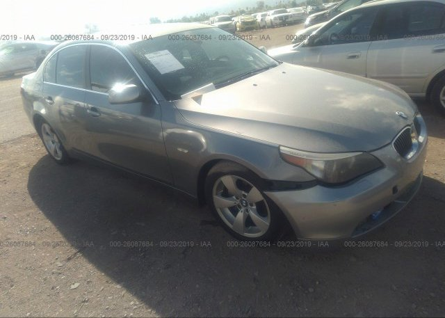 Inventory #469286362 2007 BMW 530