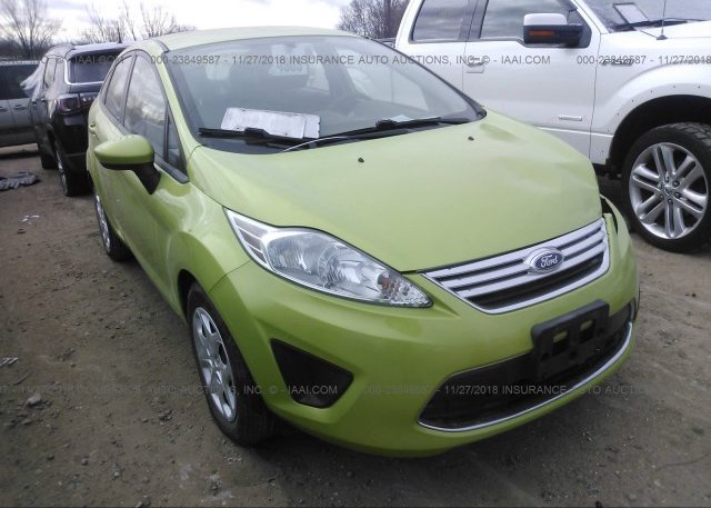 Inventory #551586292 2012 FORD FIESTA