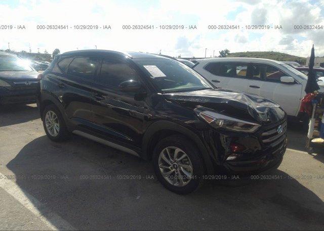 Inventory #624088415 2018 Hyundai TUCSON