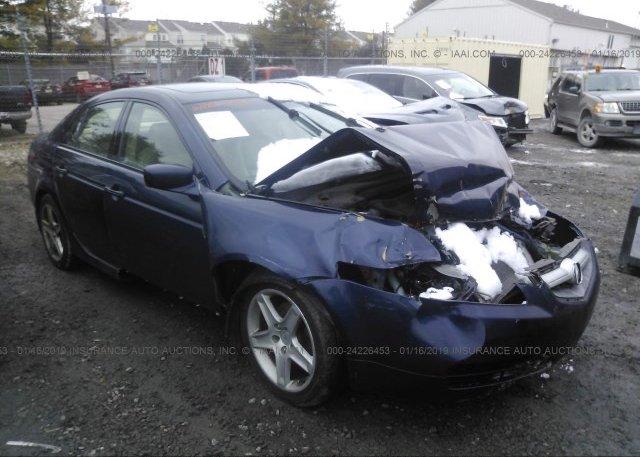 Inventory #645283443 2006 Acura 3.2TL