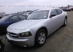 2008 Dodge CHARGER - 2B3KA43R88H326922 Right View