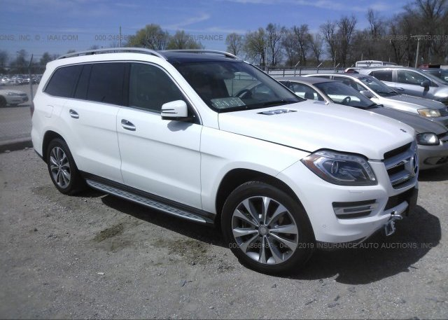 Inventory #894442716 2014 Mercedes-benz GL