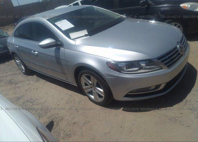 Inventory #830974482 2013 Volkswagen CC