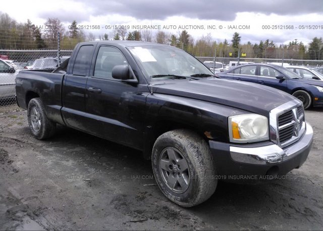 Inventory #989401451 2005 Dodge DAKOTA