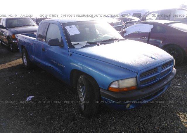 Inventory #144743030 2001 Dodge DAKOTA