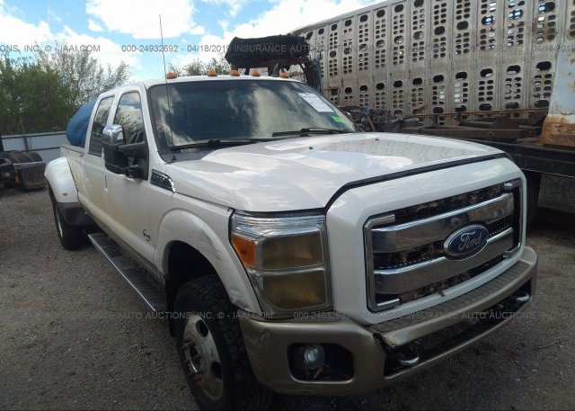 Inventory #916448655 2011 FORD F350