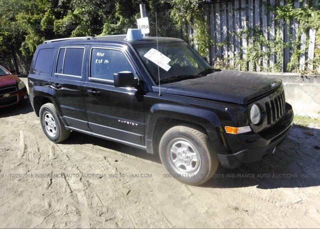 Inventory #834887465 2016 JEEP PATRIOT