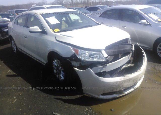 Inventory #304418052 2013 Buick LACROSSE