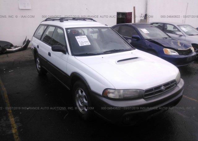 Inventory #973593850 1997 Subaru LEGACY