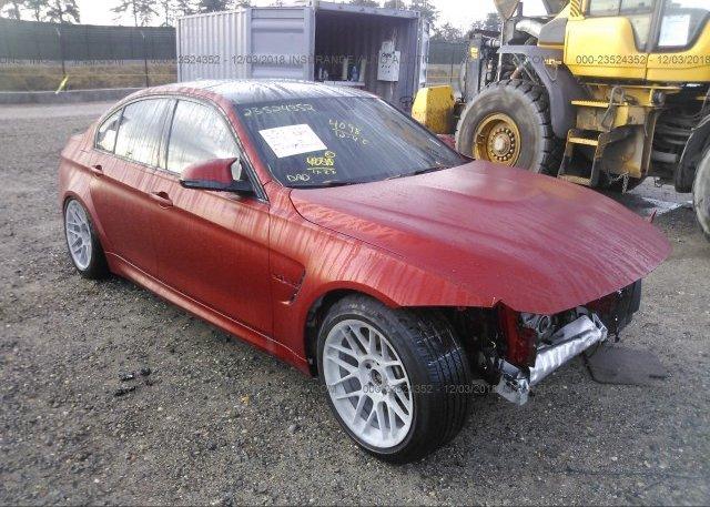Inventory #675112408 2018 BMW M3