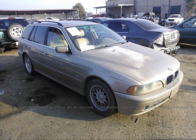 Inventory #690270684 2001 BMW 525
