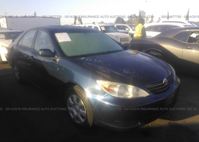 Inventory #284352796 2004 Toyota CAMRY