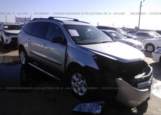 Inventory #852495730 2012 Chevrolet TRAVERSE