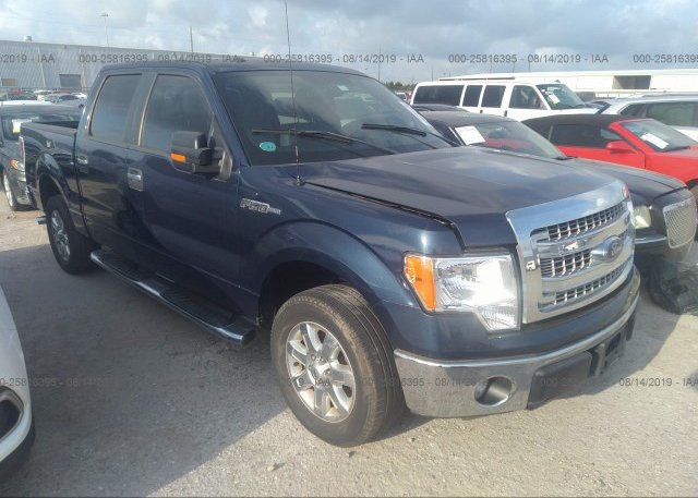 Inventory #373414734 2014 FORD F150