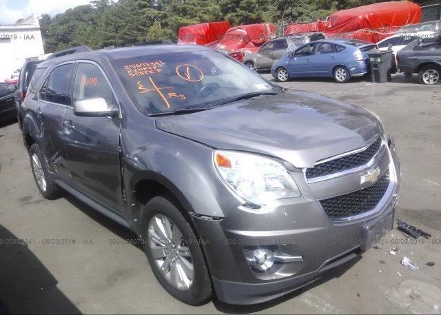 Inventory #717849559 2011 Chevrolet EQUINOX
