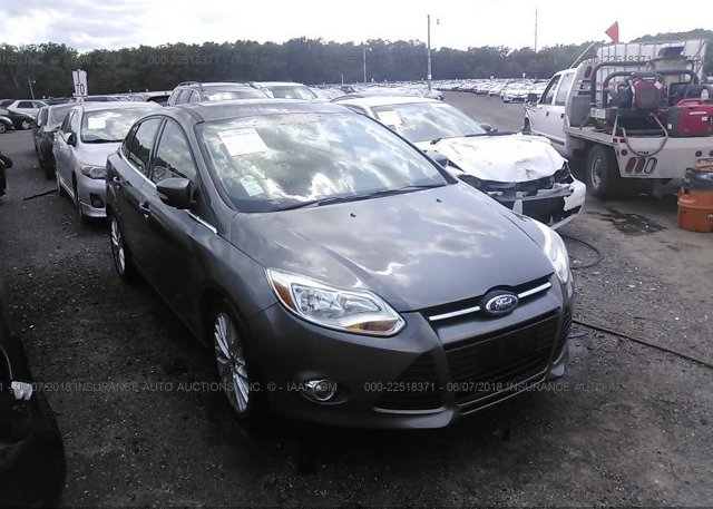 Inventory #154541433 2012 FORD FOCUS