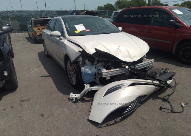Inventory #945619211 2013 Lincoln MKZ