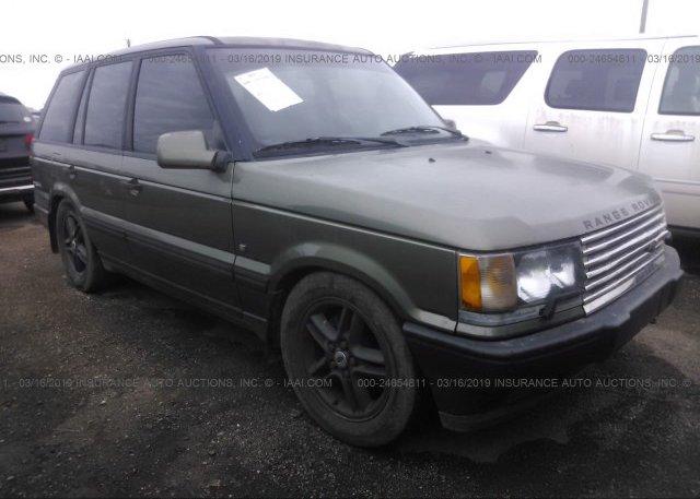 Inventory #307558144 2000 Land Rover RANGE ROVER