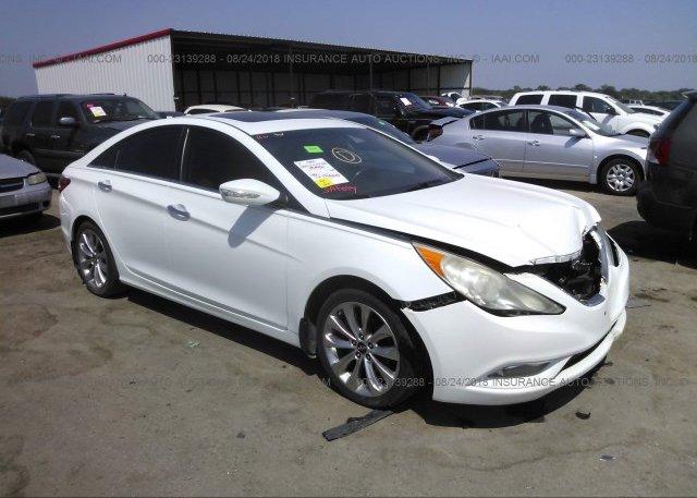 Inventory #567345203 2013 Hyundai SONATA