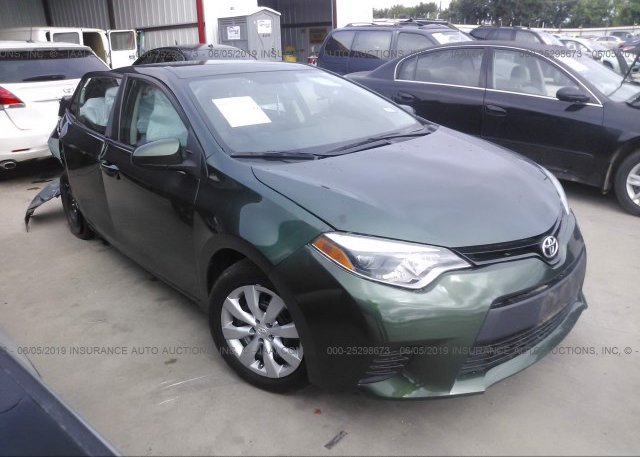 Inventory #608619365 2014 Toyota COROLLA