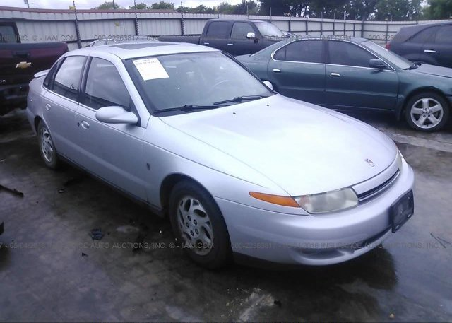 1g8jt54f22y524630 Silver Saturn L200 At Dale Tx On Online Auction