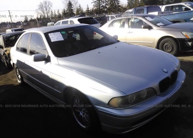 Inventory #543613208 2002 BMW 530