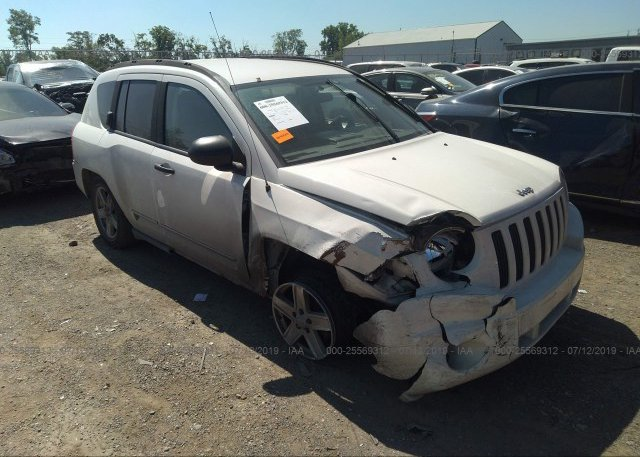Inventory #200806144 2007 JEEP COMPASS