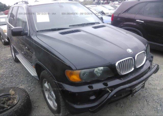 Inventory #617282094 2001 BMW X5