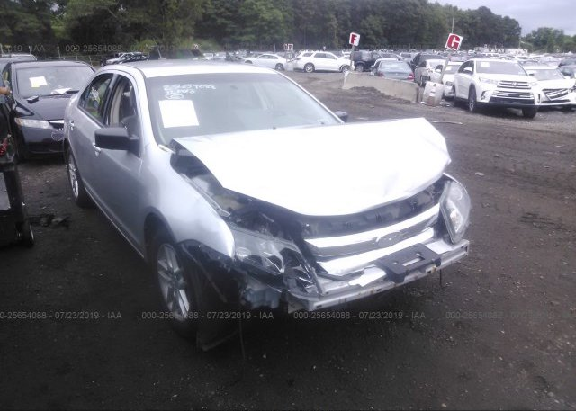 Inventory #639356057 2012 FORD FUSION