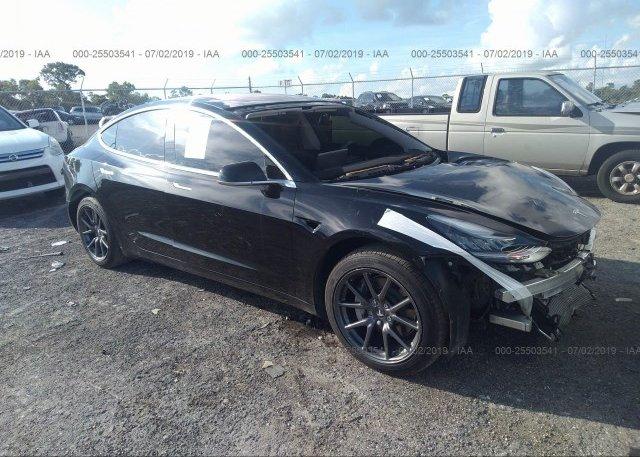 Inventory #912806643 2018 Tesla MODEL 3