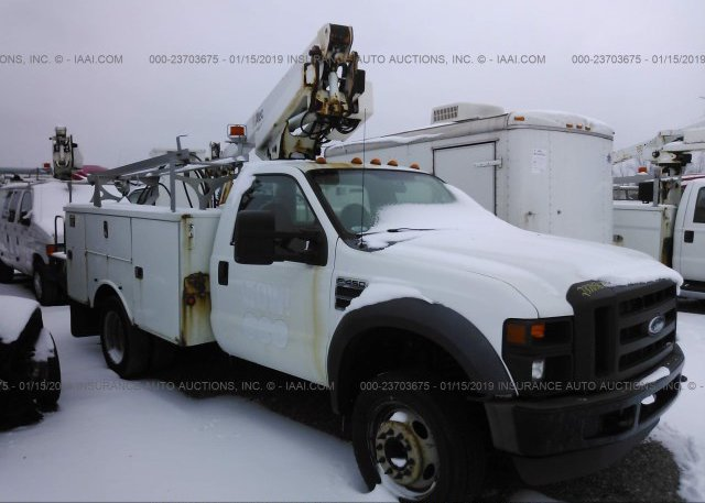 Inventory #340174756 2009 FORD F450