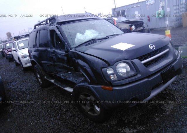 Inventory #942154003 2004 Nissan XTERRA
