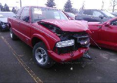 2003 Chevrolet S TRUCK