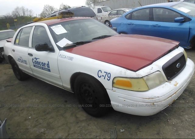 Inventory #178073470 2010 FORD CROWN VICTORIA