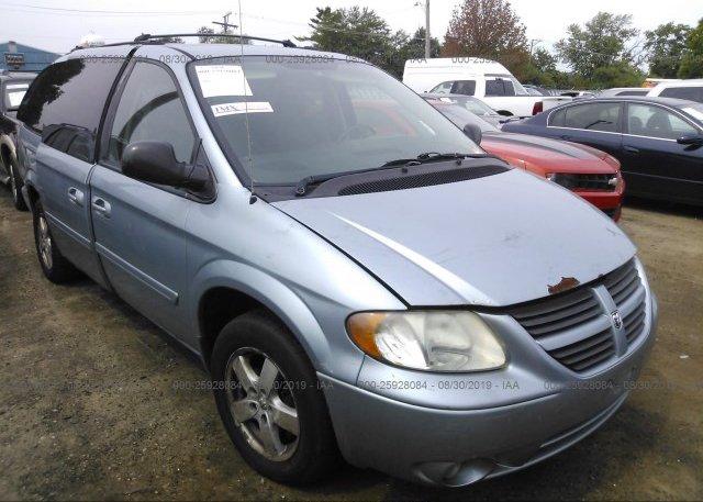 Inventory #947784036 2005 Dodge GRAND CARAVAN
