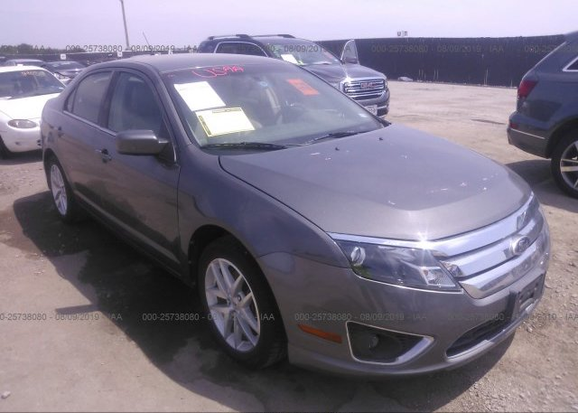 Inventory #627159169 2012 FORD FUSION
