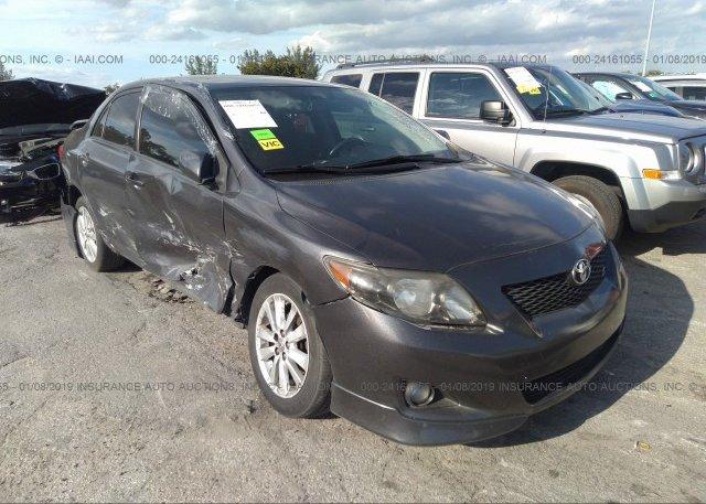 Inventory #537130158 2010 Toyota COROLLA