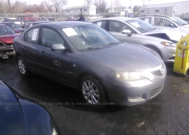 Inventory #806268194 2007 Mazda 3
