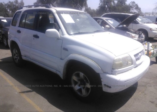 Inventory #677024871 2000 Suzuki GRAND VITARA