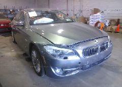 2011 BMW 535 - WBAFU7C51BC879165 Left View