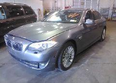 2011 BMW 535 - WBAFU7C51BC879165 Right View