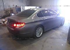 2011 BMW 535 - WBAFU7C51BC879165 rear view