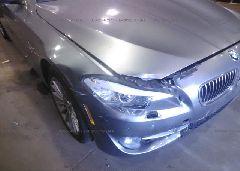 2011 BMW 535 - WBAFU7C51BC879165 detail view