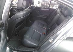 2011 BMW 535 - WBAFU7C51BC879165 front view