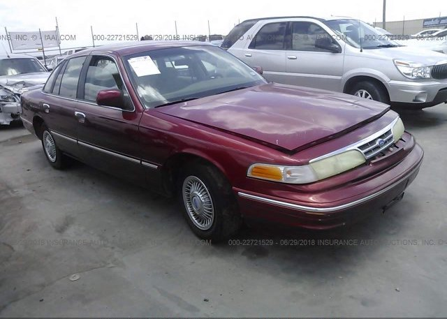 Inventory #240774587 1996 FORD CROWN VICTORIA